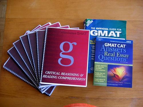 伦敦城市大学那些专业对GMAT有明确的要求