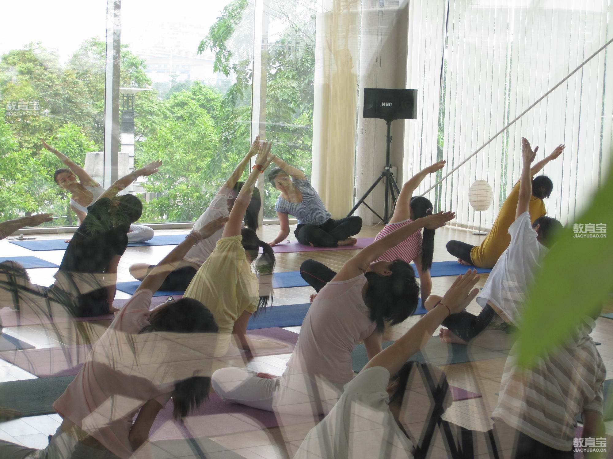 瑜伽的这5个好处为什么其他运动给不了你