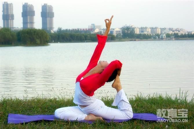 让你7天就能速效瘦身的瑜伽动作
