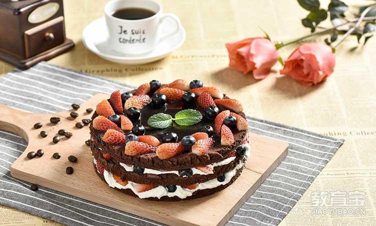 青岛艾尚海鸥烘焙蛋糕学校